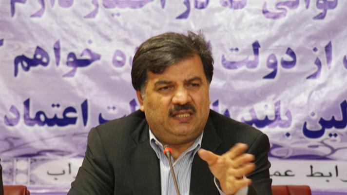 مهندس مهرآبادی قائم مقام وزير در طرح مسكن مهر: واحدهایی که نزدیک به مرحله اتمام است در اختیار متقاضیان مسکن مهر داراب  قرار می گیرد