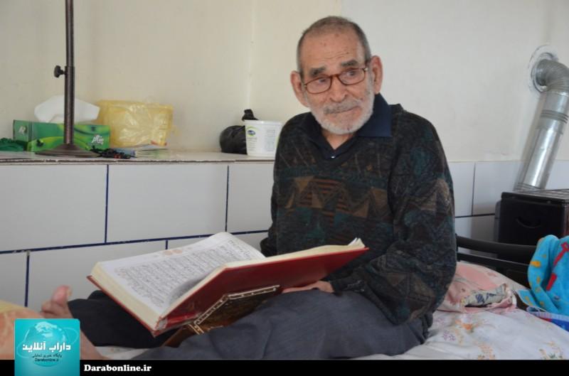 حاج حسین پوردستان خیر و نیکوکار انقلابی در گذشت