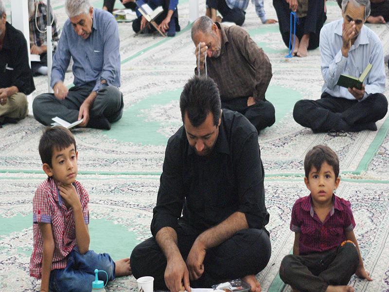 احیا شب ۲۱ ماه مبارک رمضان در داراب