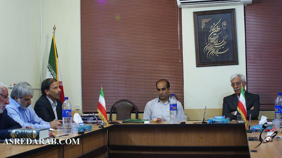 جلسه معارفه اعضا جدید شورای اسلامی شهر داراب برگزار شد/ موحد و مهاجر رسما در اولین جلسه شورا شرکت کردند