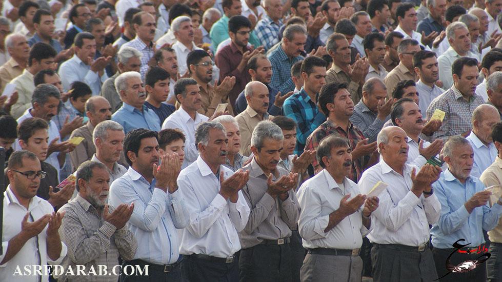 حجت الاسلام صادقی امام جمعه داراب: شما را بخدا از میان کاندیداها بهترین را انتخاب کنید