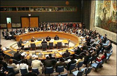 منابع دیپلماتیک: آمریکا پیشنویس قطعنامه ایران را به شورای امنیت برد