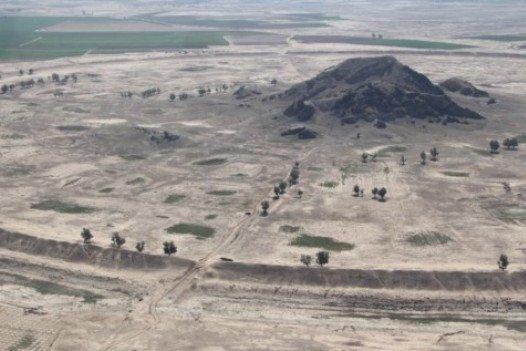 ثبت طولانیترین دیوار گلی۲۵۰۰ ساله دنیا در گینس/«دارابگرد»جهانی میشود