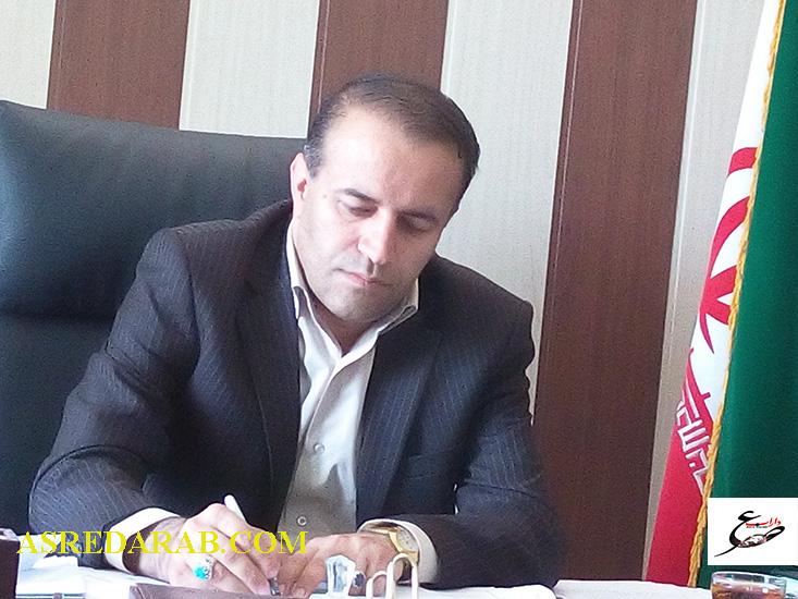 فرماندار داراب در نشست خبری با خبرنگاران: در هفته دولت ۶۰ پروژه در داراب افتتاح می شود