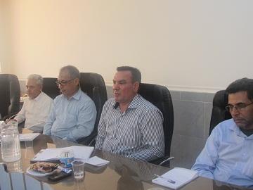 دردومین روز از هفته دولت صورت گرفت: نشست تخصصی محققین ایستگاه تحقیقات و آموزش کشاورزی و منابع طبیعی با کشاورزان شهرستان داراب