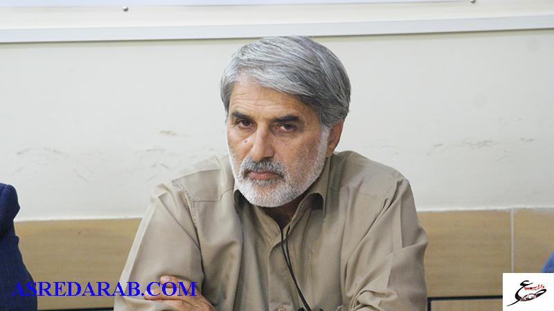 ریاست شورای شهر داراب به علی اکبر عبداللهی رسید