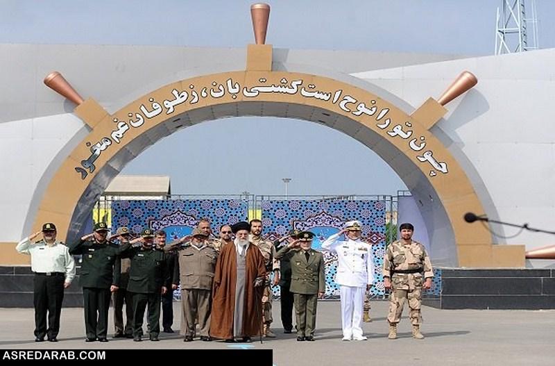 رهبر معظم انقلاب اسلامی در مراسم دانشآموختگی دانشگاههای افسری ارتش: عربستان با موذیگری به وظایف خود در انتقال جانباختگان عمل نمیکند/ عکسالعمل ما خشن و سخت خواهدبود