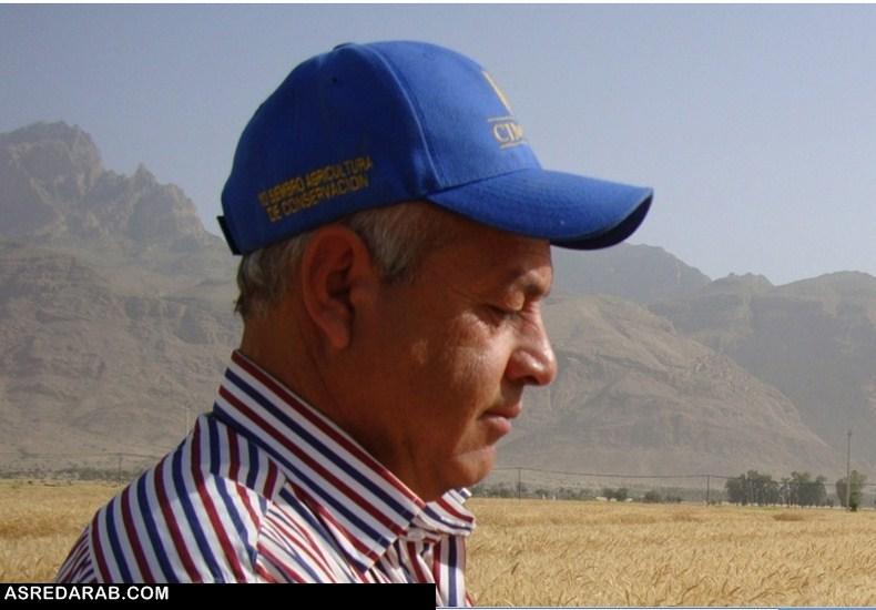 در مراسم تجلیل از تولیدکنندگان برتر محصولات زراعی کشور: وزیر جهاد کشاورزی با اهدای لوح تقدیر از مهندس دستفال محقق برتر مرکز تحقیقات کشاورزی داراب تقدیر کرد