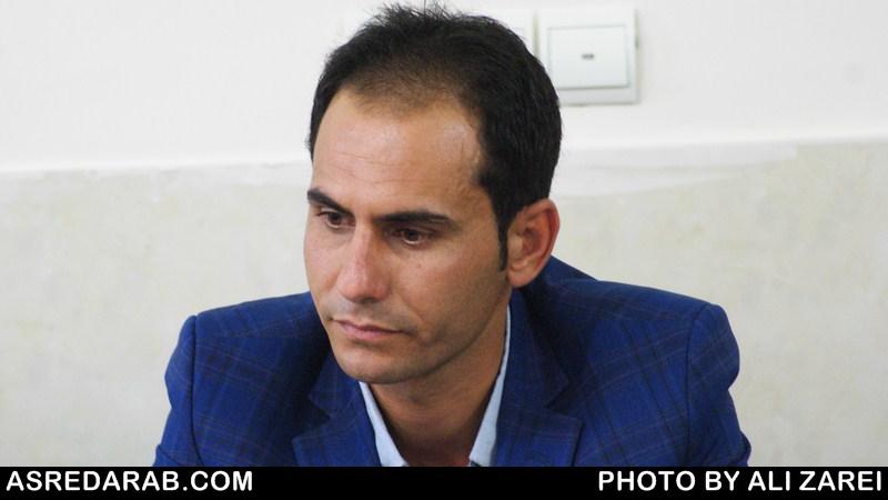 پذیره برای بار دوم رئیس شورای شهرستان داراب شد