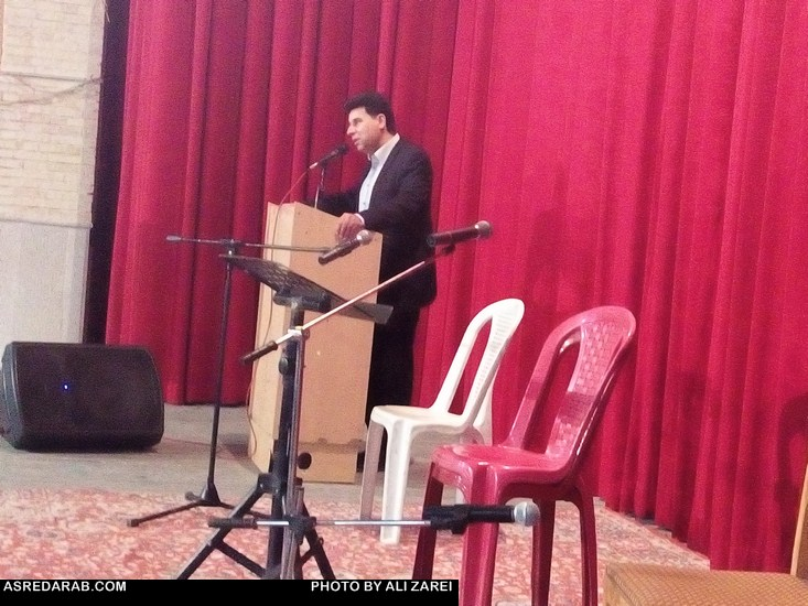 بصیری رئیس فرهنگ و ارشاد داراب خبر داد: هفته فرهنگ و هنر داراب از ۱۱ مهر آغاز می شود
