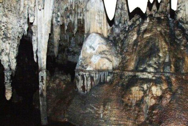 روزگار تاریک تنها غار آبی فارس/ «مظفر سَهلَک» متروکه شد