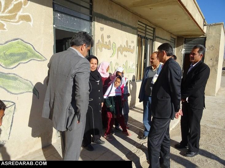 حق شناس معاون پشتیبانی اداره کل آموزش و پرورش فارس: سرنوشت جامعه در دست آموزش و پرورش است