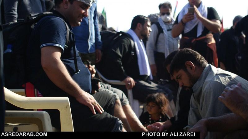 روایت تصویری حضور در راهپیمایی عظیم اربعین حسینی(بخش دوم)