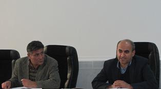 سیدی مدیر جهاد کشاورزی شهرستان داراب: تا کنون ۱۳۶۰۰ هکتار از اراضی زراعی شهرستان داراب به زیر کشت گندم رفته است