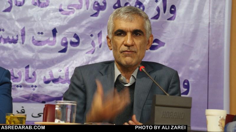 انتقاد استاندار از وضعيت تاييد صلاحيتها در فارس؛ افشاني: ميزان رد صلاحيتها خارج از حد انتظار بود