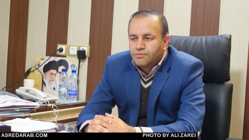 دعوت فرماندار داراب برای حضور گسترده مردم در انتخابات/ ۱۹۰ هزار نفر واجد شرایط رأی