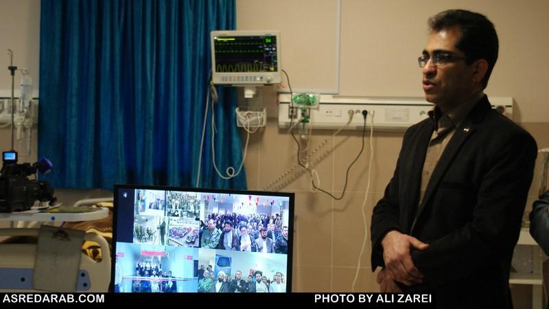دکتر اسماعیلی: فاز توسعه بیمارستان داراب با پانزده میلیارد تومان اعتبار به بهره برداری رسید/ نصب دستگاه MRI بزودی آغاز می شود