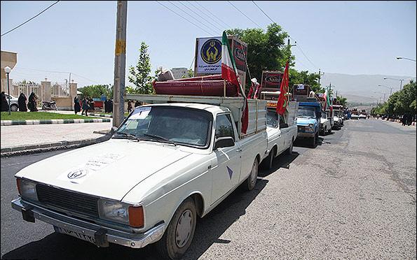 به مناسبت ایام ا… دهه فجر؛ اهدای ۱۴۸ فقره جهیزیه برای نوعروسان تحت پوشش کمیته امداد داراب