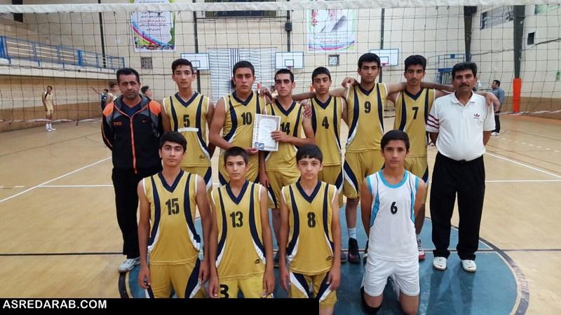 کسب ۵۴ مدال توسط دانش آموزان ورزشکار دارابی