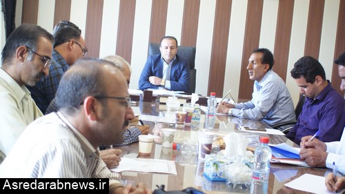 فرماندار داراب در نشست خبری به مناسبت هفته دولت: افتتاح ۱۰۷  پروژه در هفته دولت در داراب/ مسوولان وظیفه دارند، مردم و جامعه را به نظام و دولت امیدوارتر کنند