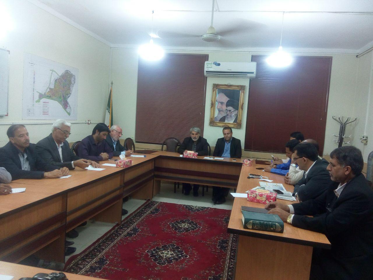 اعضا جدید هیأت رئیسه شورای اسلامی شهر داراب انتخاب شدند/ عبداللهی بار دیگر کرسی ریاست شورا را در اختیار گرفت