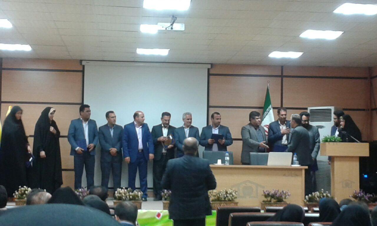 آموزش و پرورش داراب در حوزه بهداشت و تربیت بدنی  مقام های برتر استانی کسب کرد