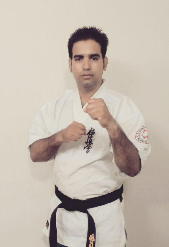 کاراته کار دارابی مسئول کمیته داوران فارس شد