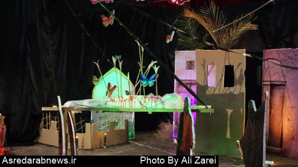 چهارمین سوگواره مجتبوی در داراب برگزار شد/ دکتر سنگری:برپا کردن سوگواره برای امام حسن مجتبی اگر بر کل ایران مستحب باشد بر داراب واجب است