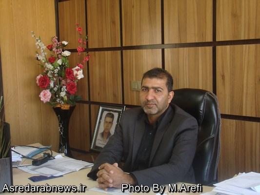شهردار داراب:   ۱۸۰هکتار بافت ناکارآمد در سطح شهر وجود دارد/ عدم رعایت اصول فنی در سطح شهر داراب در حال افزایش است