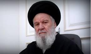 مراسم ختم مرحوم آیت الله  موسوی اردبیلی  در داراب برگزار شد