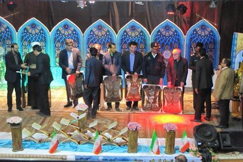 مراسم تجلیل از ۴۸۰ تن از برگزیدگان مسابقات قرآن و معارف اسلامی برگزار شد