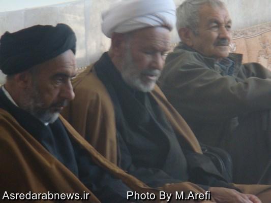 مراسم سوگواری امام حسن  عسکری (ع) برگزار شد