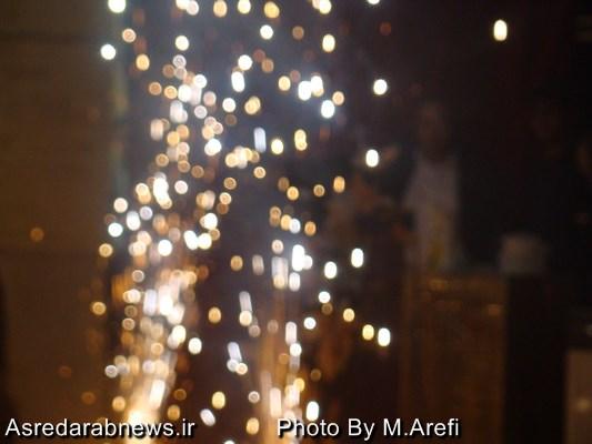 جشن میلاد پیامبر اکرم(ص) و امام صادق (ع) در نقاط مختلف داراب برگزار شد