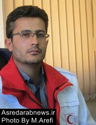 رئیس جمعیت هلال احمر داراب مطرح کرد: تخلیه اضطراری ۶۰۰۰ نفر از روستاها در کوتاه ترین زمان انجام شد