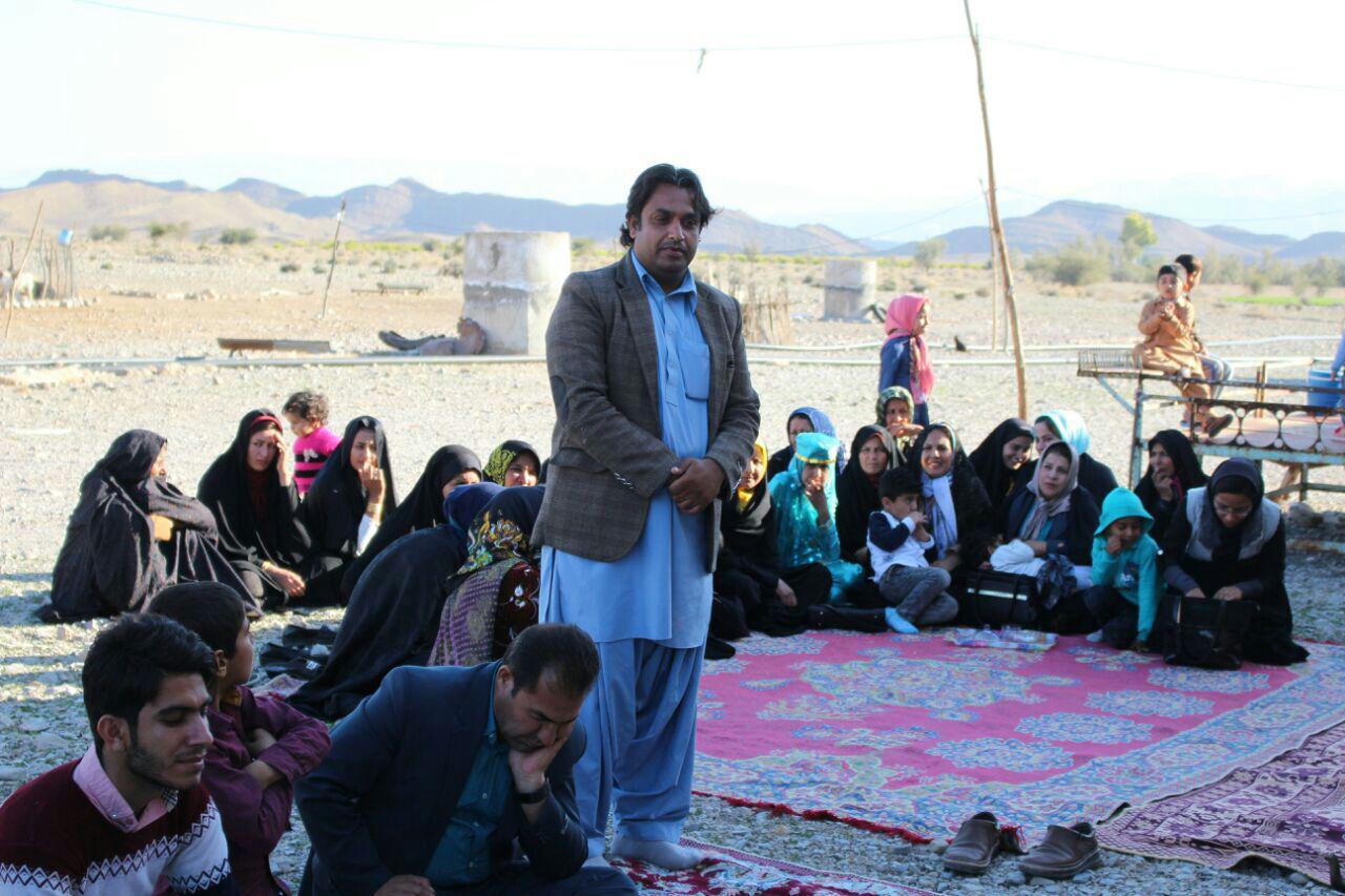 سفرنامه ای از بلوچستان تا فورگ؛ گزارشی از یک نشست صمیمی با خبرنگاران در بخش فورگ