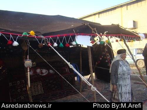 نخستین جشنواره و ششمین شب شعر ایل بزرگ عرب خمسه در شهرستان داراب برگزار شد