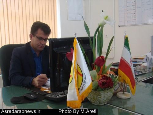 خاتمی مدیر توزیع برق شهرستان داراب: بارندگی های اخیر  ۸۰۰میلیون تومان به شبکه های برق شهرستان داراب خسارت وارد کرد