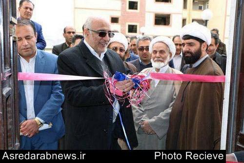با حضور معاون استاندار و مدیر کل بنیاد مسکن فارس؛ فاز ۱ پروژه نارنجستان داراب به بهره برداری رسید