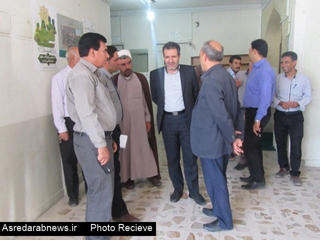 انصاری نماینده مردم داراب وزرین دشت درمجلس شورای اسلامی: بخش کشاورزی باید به سمت دانش بنیان شدن حرکت کند