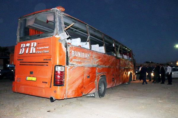 نائب رئیس انجمن صنفی حملونقل مسافربری بندرعباس: راننده اتوبوس حادثه دیده در داراب حتی اسامی مسافرین خود را نداشت