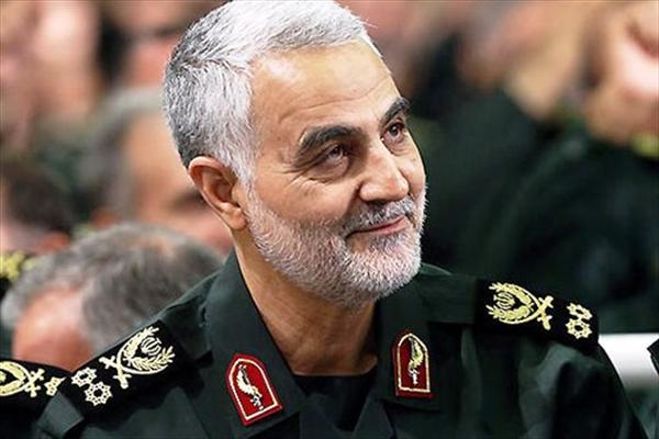 نامه سردار سلیمانی به رهبر معظم انقلاب و اعلام پایان سطره داعش