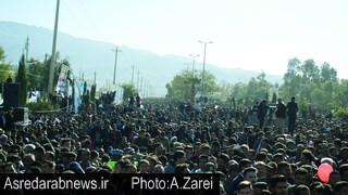دارابی ها رکوردار حضور در پیاده روی صبح و نشاط کشور