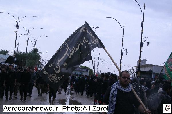 پیاده روی اربعین/ گزارش تصویری