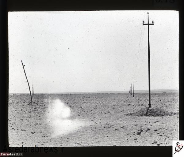 داراب در مسیر تلگرافِ هند و اروپا  (نگاهی به سفرنامه جی.آر.پریس ، ۱۸۸۴م از ژورنال انجمن سلطنتی بریتانیا)