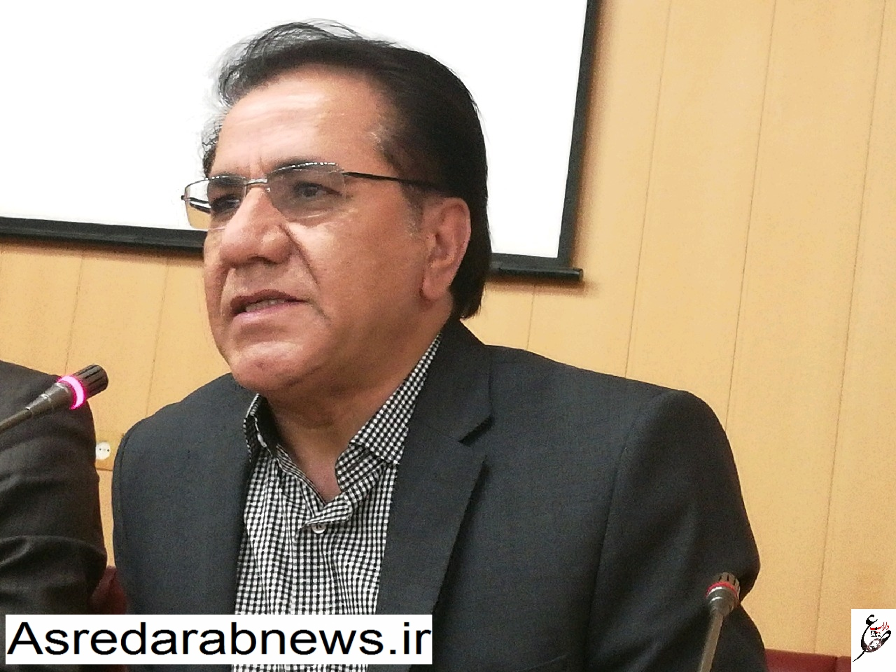 دکتر پژمان معاون بهبود تولیدات گیاهی سازمان جهاد کشاورزی استان فارس: داراب ویترین تولیدات کشاورزی فارس است