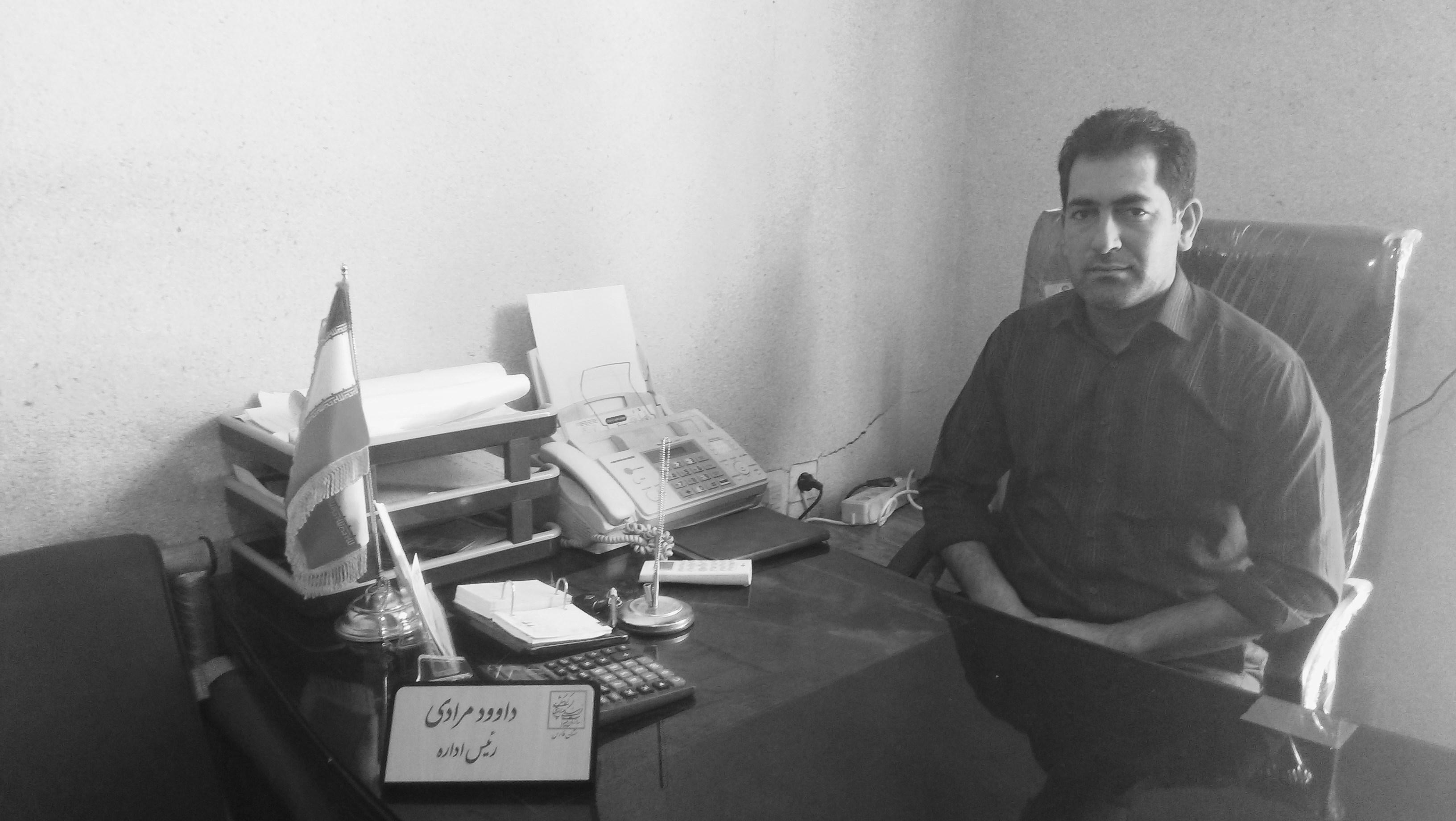 مرادی رئیس میراث فرهنگی و گردشگری داراب: داراب ۹۶ اثر ملی ثبت شده دارد/ عدم تغییر کاربری زمین مشکل سرمایه گذاران بخش گردشگری در داراب است