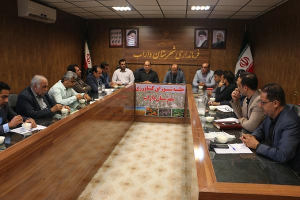 فرماندار داراب در جلسه شورای کشاورزی:  خروج پنبه از داراب بدون مجوز ممنوع است