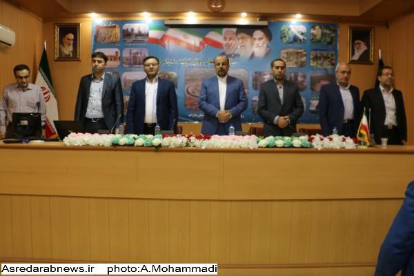 اعضا هیأت اجرایی انتخابات یازدهمین دوره مجلس شورای اسلامی در داراب انتخاب شدند