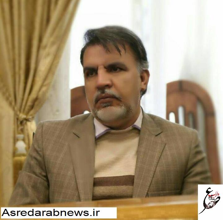 با حکم مدیر کل امور عشایر فارس یک دارابی سکان دار اداره امور عشایر شیراز شد
