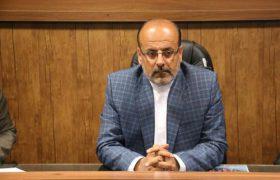 پیام نوروزی فرماندار ویژه داراب